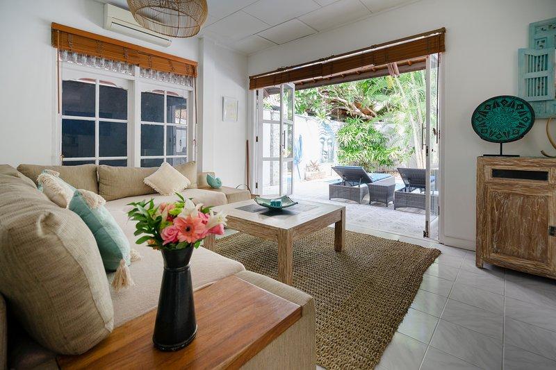 Tropical House Legian, aluguéis de temporada em Legian