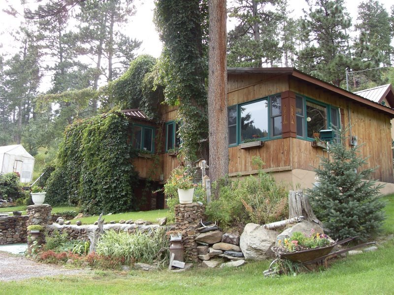 The Whistle Stop Cabin, vacation rental in Deadwood