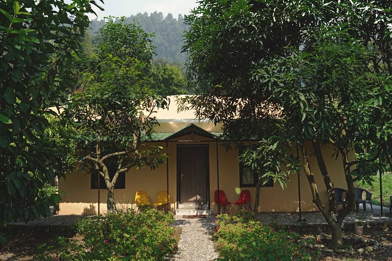 FLYING SPARROW( FARMHOUSE STAY), holiday rental in Jim Corbett National Park