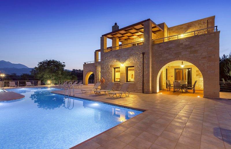 Villa Dimitra, location de vacances à Armeni