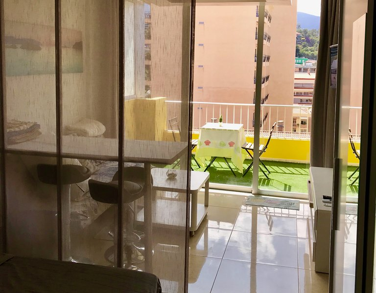 Lux Modern apartment 1 minute from beach, vacation rental in Puerto de la Cruz