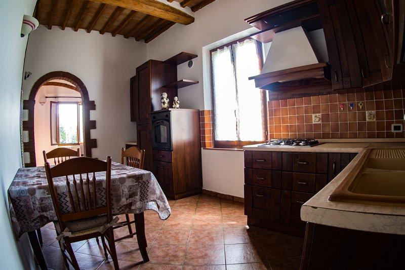 Casa Francigena, casa vacanza a Monteroni d'Arbia