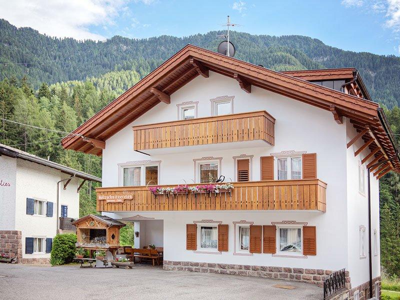 Fehrienwohnung in den Dolomiten, Ferienwohnung in Seis am Schlern