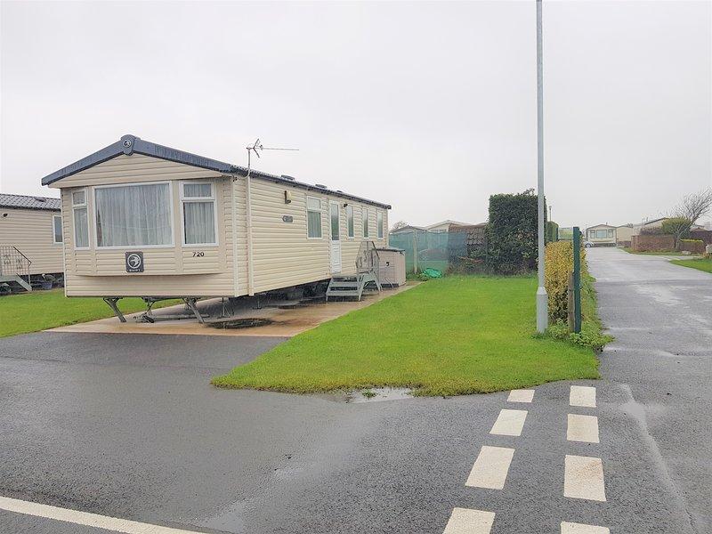 720 Unity Resort - 8 Berth Caravan, location de vacances à Highbridge
