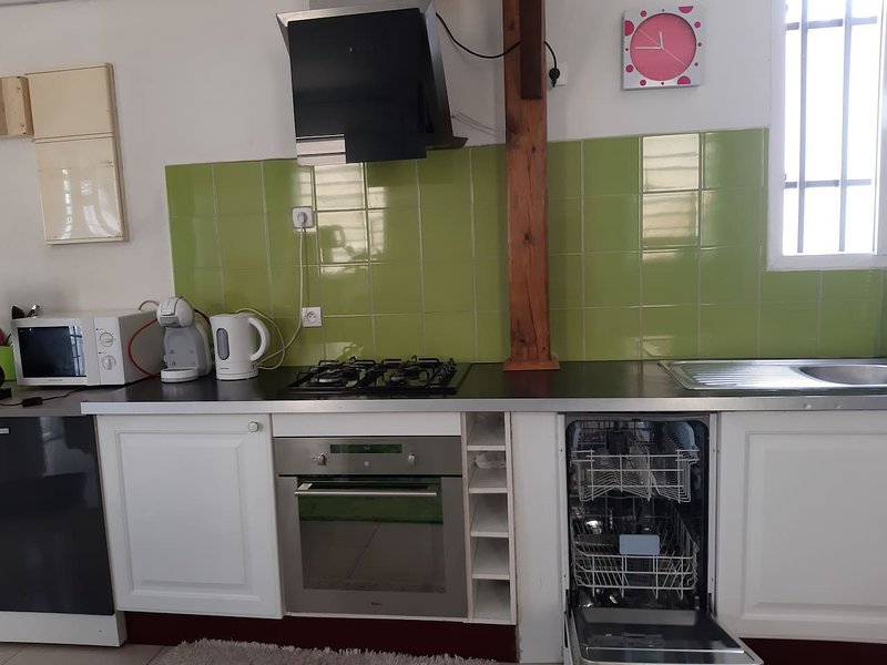 Beautiful house with terrace & Wifi, holiday rental in Morne-A-l'Eau
