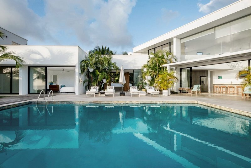 Atelier House 4 bed luxury vila Barbados, location de vacances à Saint-James