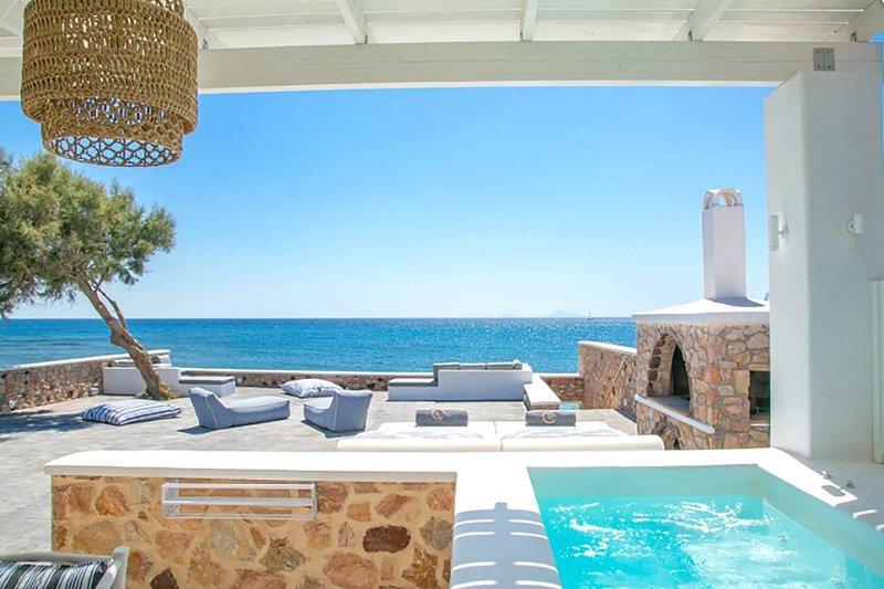 Maison Nira, holiday rental in Agios Georgios
