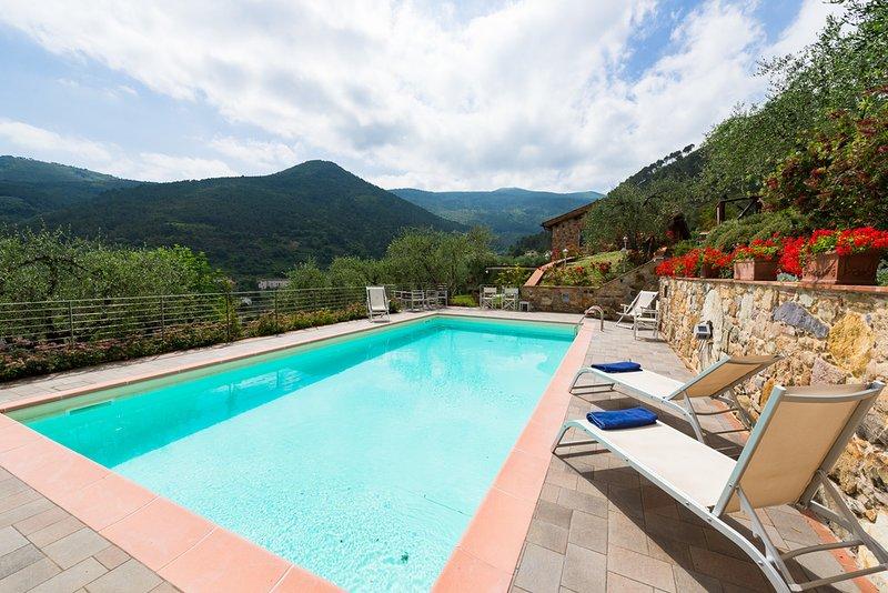 Villa Fiorita, holiday rental in Lunata