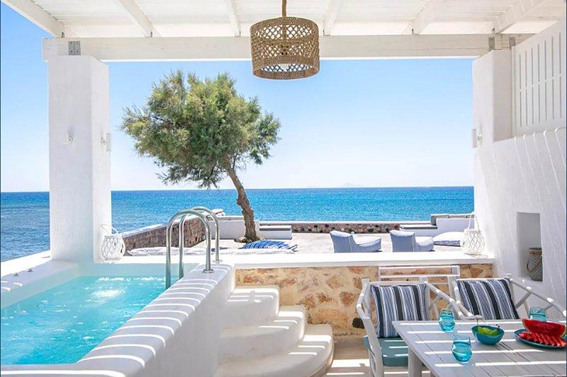 Maison Ranya, holiday rental in Agios Georgios