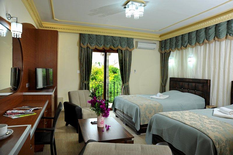 RİVERSİDE GARDEN RESORT, holiday rental in Zeytinlik
