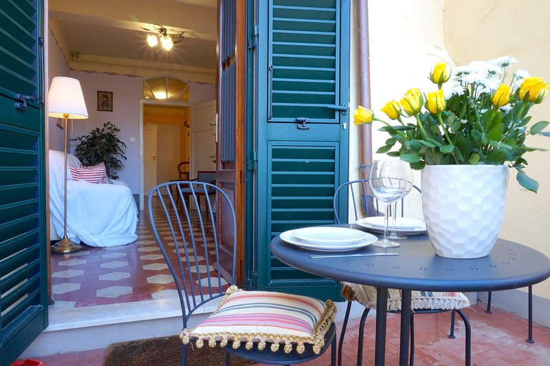 I Pratini, in Center Town with Terrace, holiday rental in San Pietro in Campo