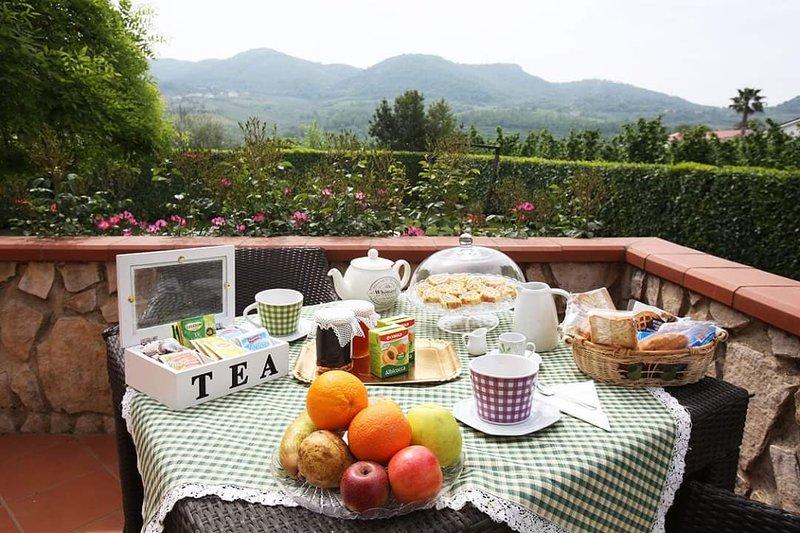 B&B Villa il Sogno è il posto ideale dove i sogni diventano realtà, holiday rental in Campigliano