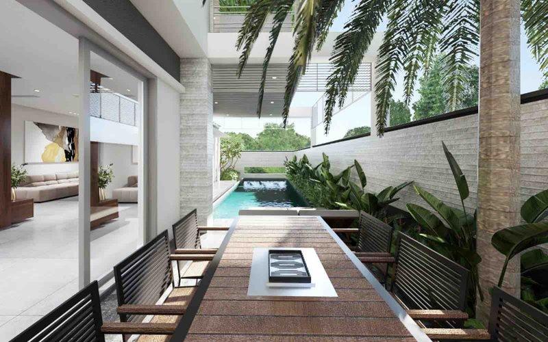 The Dreamy Villa Near My Khe beach, location de vacances à Phuoc My