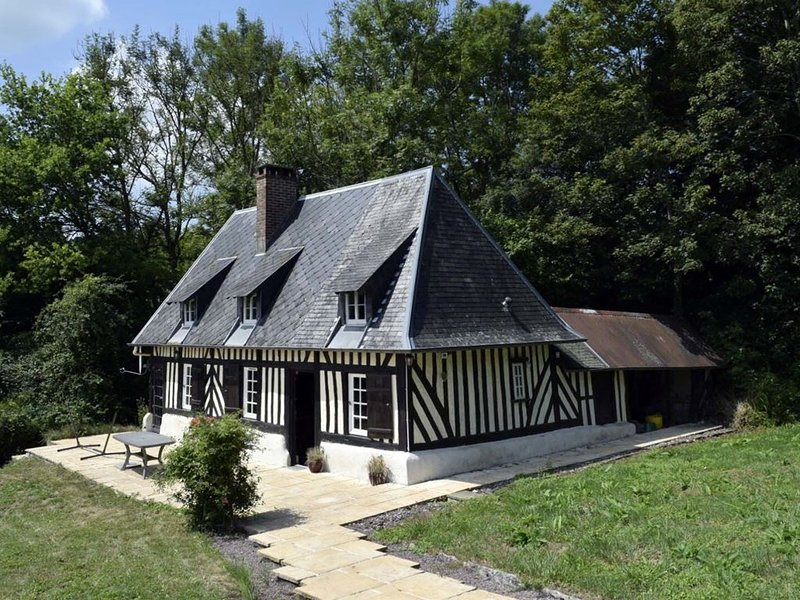 Chez Caroline, Normandy colombage cottage, holiday rental in Troarn