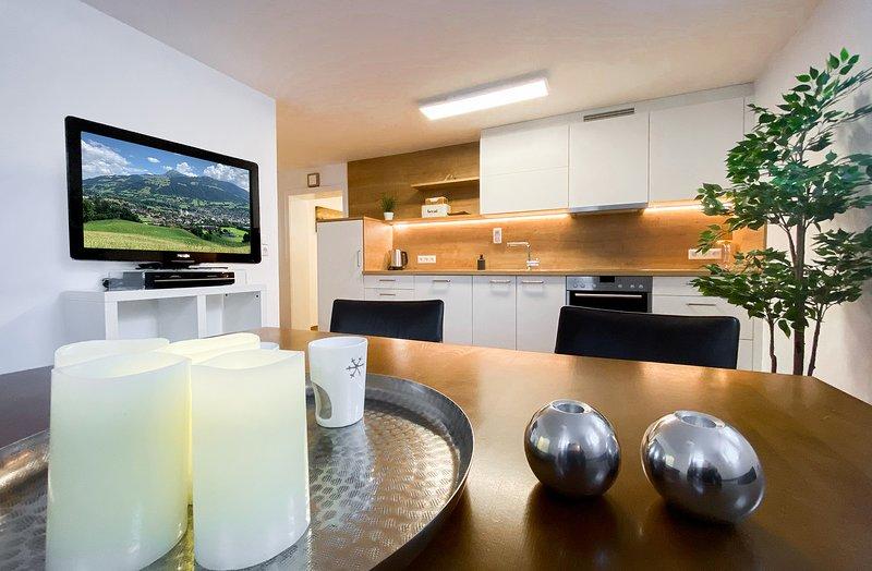 Steinerberg Appartement, vacation rental in St Johann in Tirol