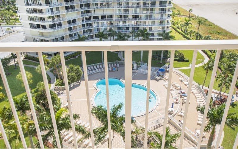 Building,Balcony,Pool,Water,House