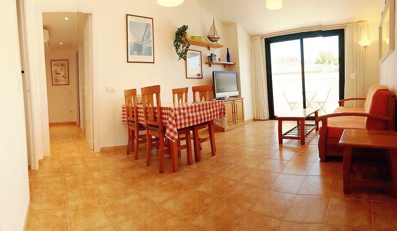(T2.3) CÓMODO A 4 MINUTOS DE LA PLAYA, alquiler de vacaciones en Cadaqués