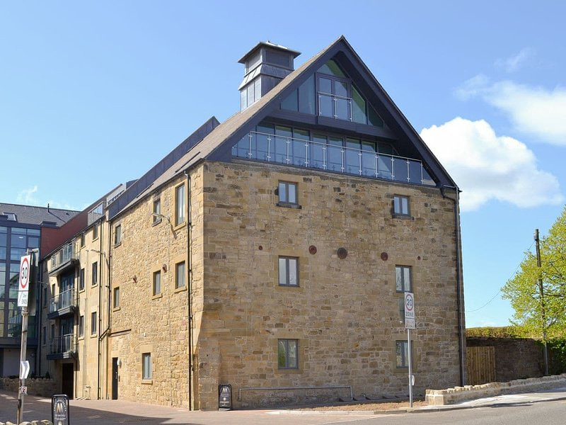 Alnwick Old Brewery Apartment, vacation rental in Eglingham