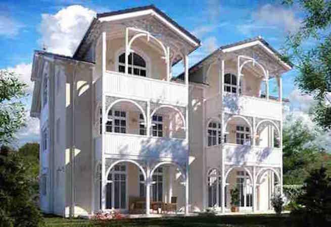 Ferienwohnung Baumann, exquisite 5* Ferienwohnung in Villa mit Bestlage, holiday rental in Sellin