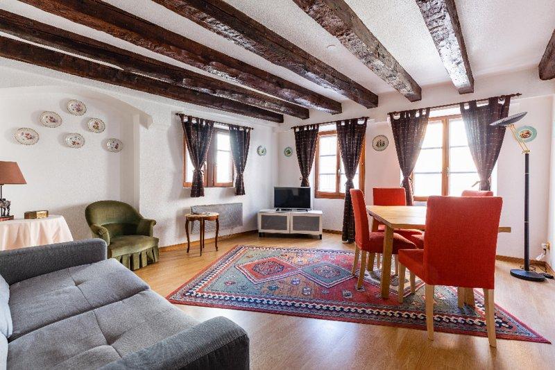 Appartement typique au coeur de la Petite France, alquiler vacacional en Estrasburgo