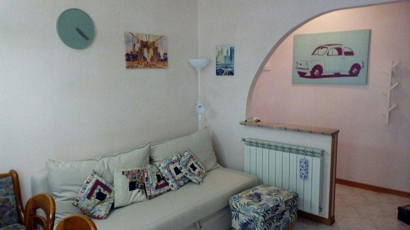 Appartamento Perco Riva Slataper, holiday rental in Grado