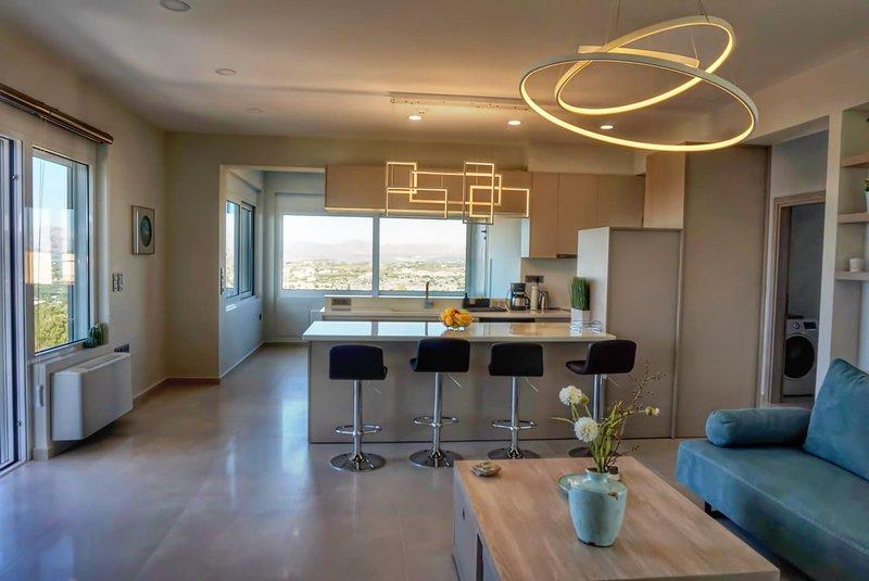 ML Luxury Apartment, alquiler de vacaciones en Creta