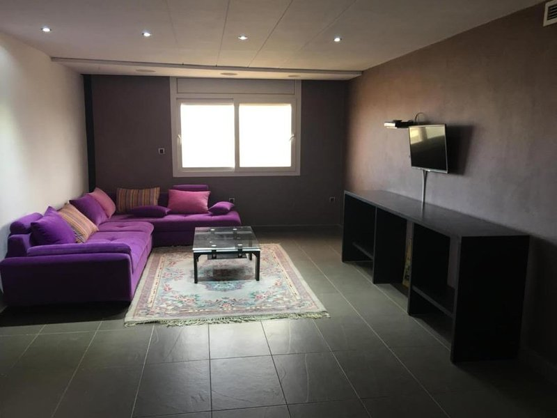Appartement 62 luxieux, holiday rental in Oujda