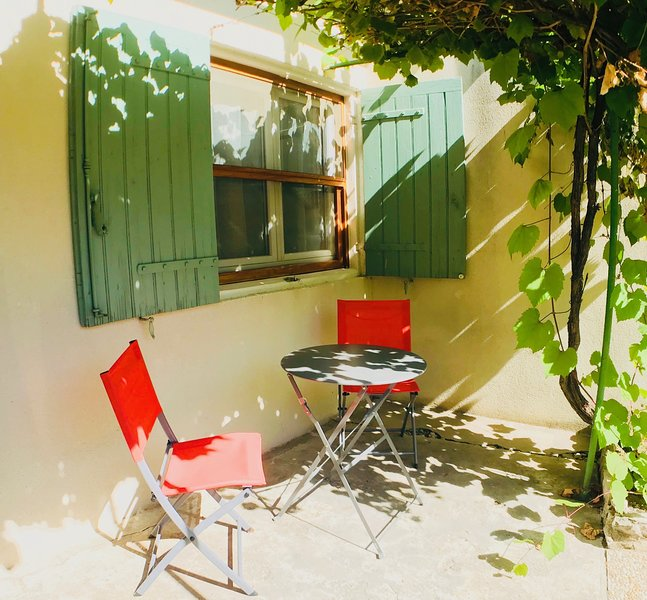 Le Petit Cabanon, vacation rental in Fourques