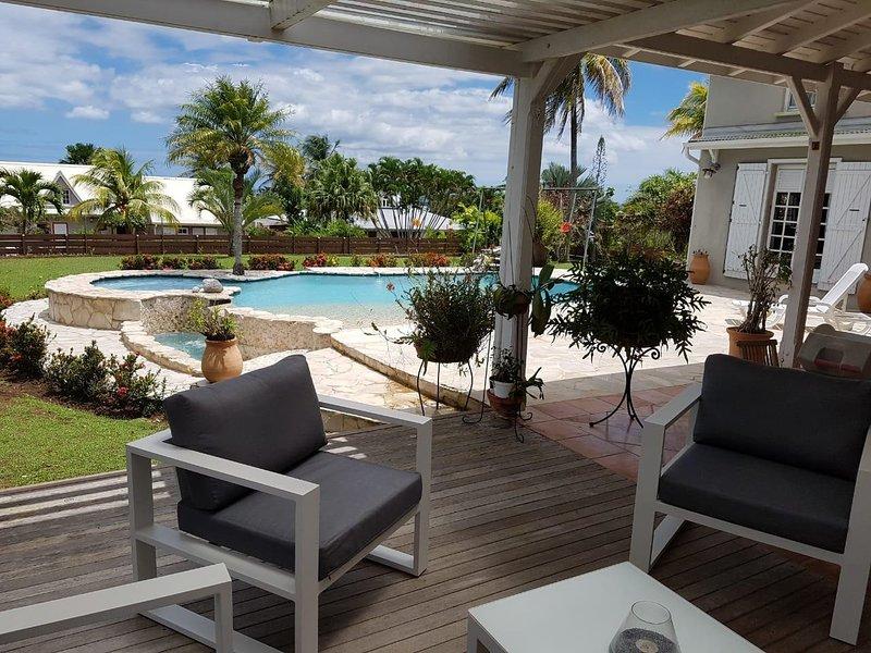 Villa Louise, holiday rental in Sainte Rose