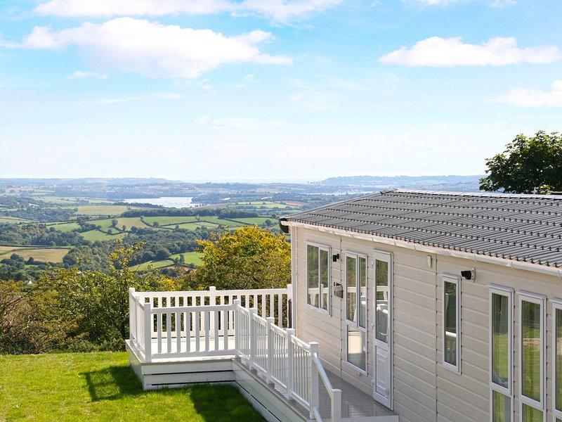 Valley View Lodge, Drakewalls, location de vacances à Latchley