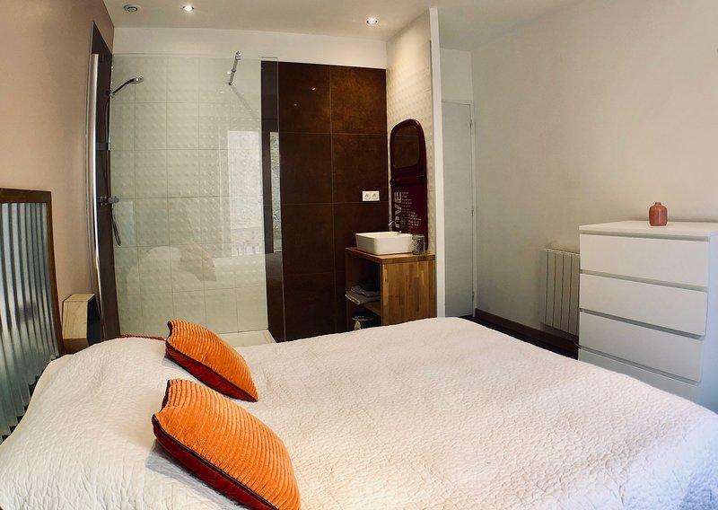 Le Mistral Blanc, résidence de vacance appartement 3B à Tarascon, location de vacances à Tarascon