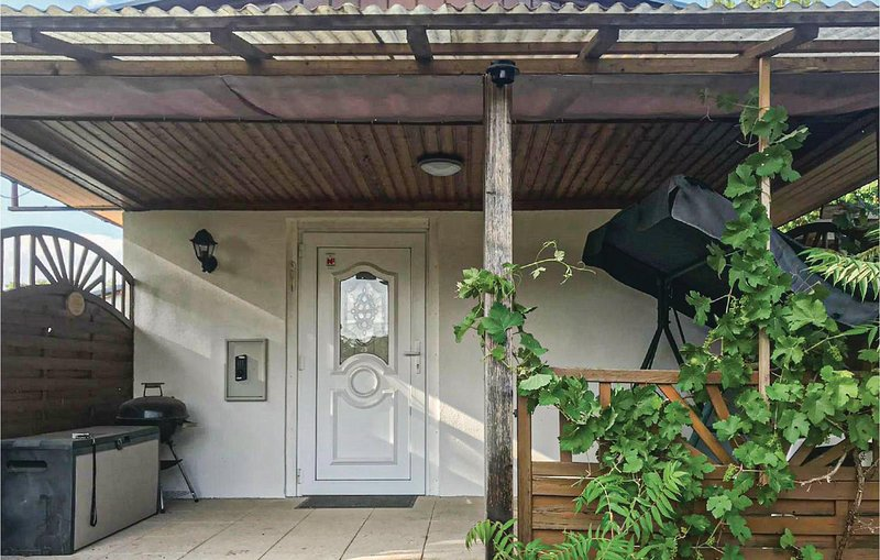 Amazing home in Bellin with 1 Bedrooms (DMK119), holiday rental in Viereck