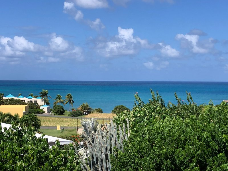 Amazing Caribbean Views, Walk-To Beaches, Just East of Christiansted, location de vacances à Sainte-Croix