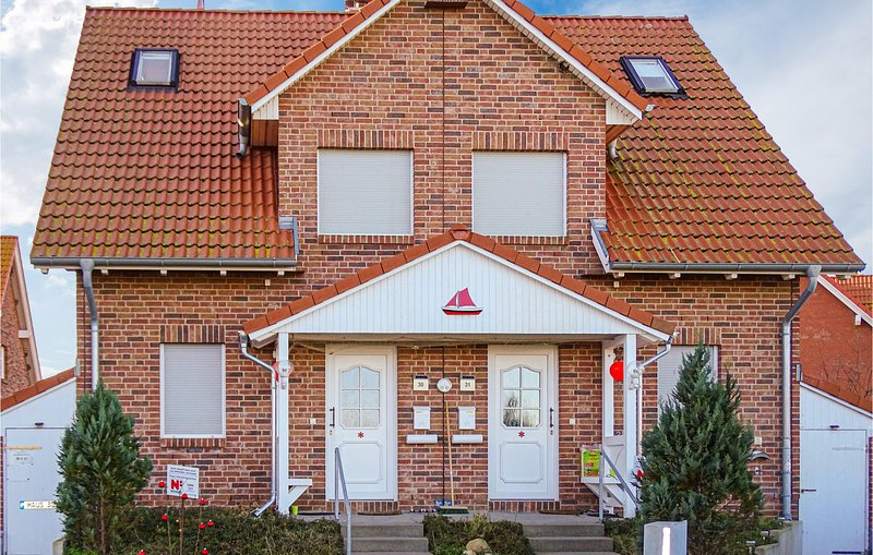 Stunning home in Insel Poel/Timmendorf with Sauna and 3 Bedrooms (DMK522), holiday rental in Insel Poel