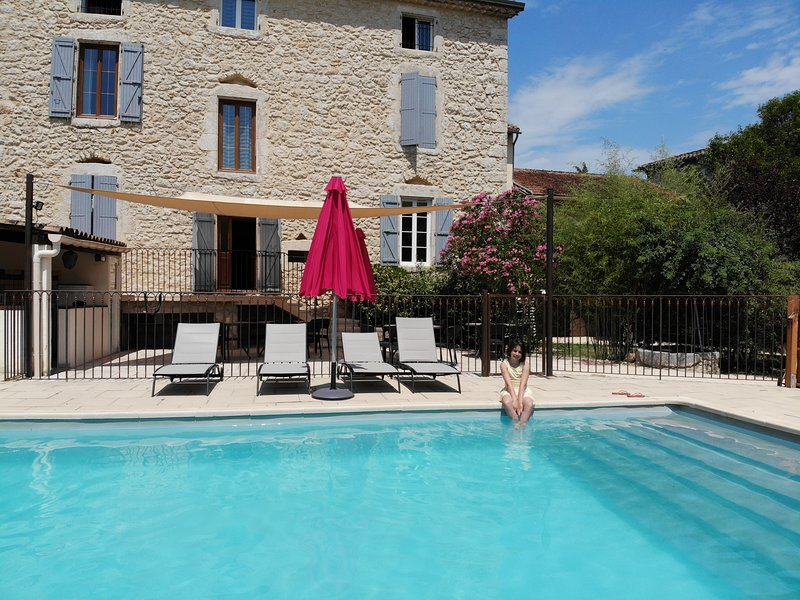 Le mas des arches - LIGNE, holiday rental in Lagorce