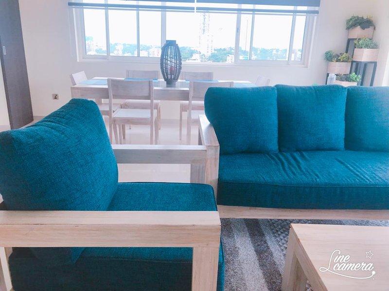R.K Luxury Apartments, location de vacances à Kelaniya