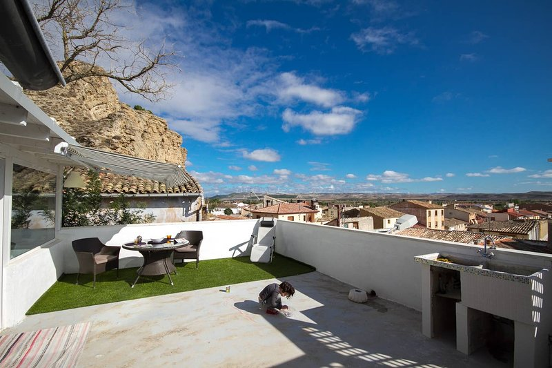 Casita Relax, vacation rental in Falces