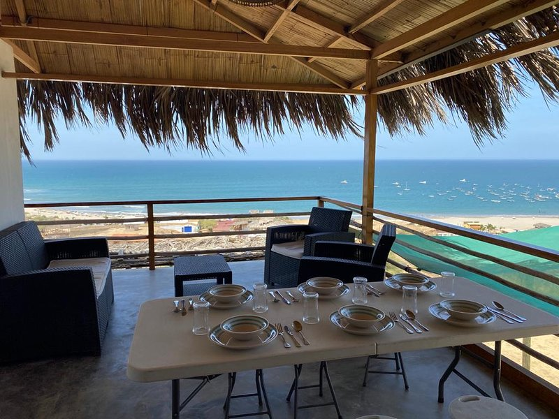 CONDOMINIO: LOS ALTOS DE PUNTA VELEROS APARTAMENTO 2, holiday rental in Organos