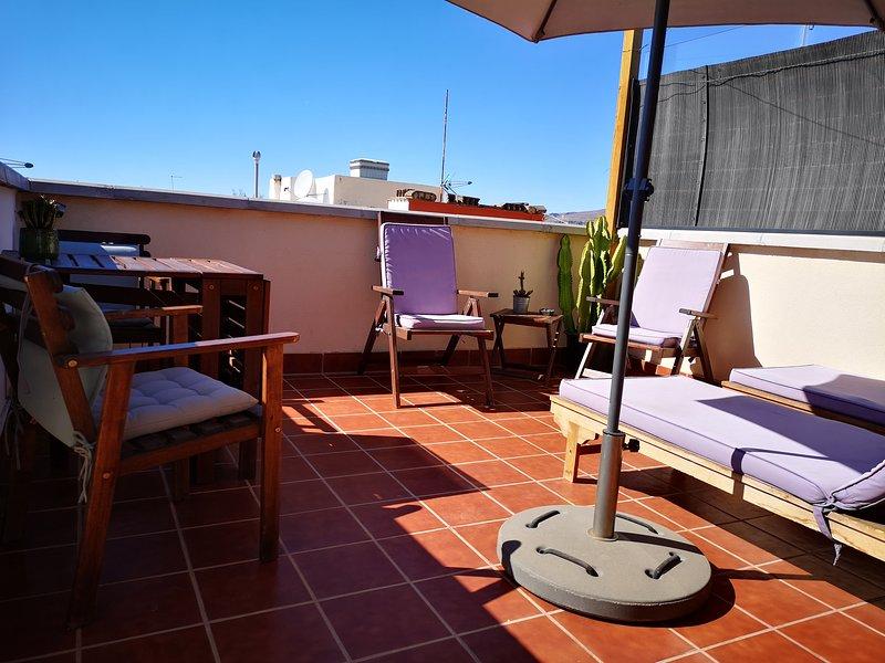 El Castillo de Romeo, holiday rental in Castillo del Romeral