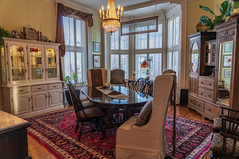 Historic Mansion in Cherokee Triangle, vacation rental in Louisville