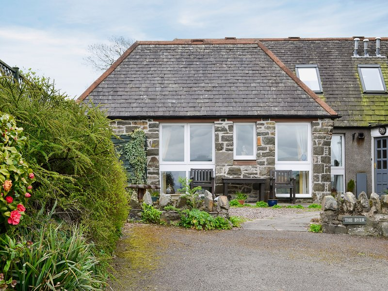 The Byre Cottage, holiday rental in Ringford