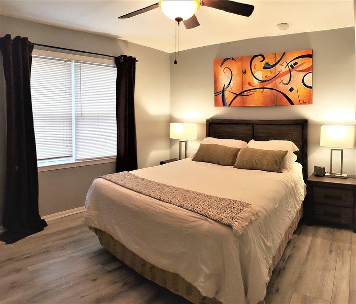 Cozy apartment in prime location, aluguéis de temporada em Williamstown