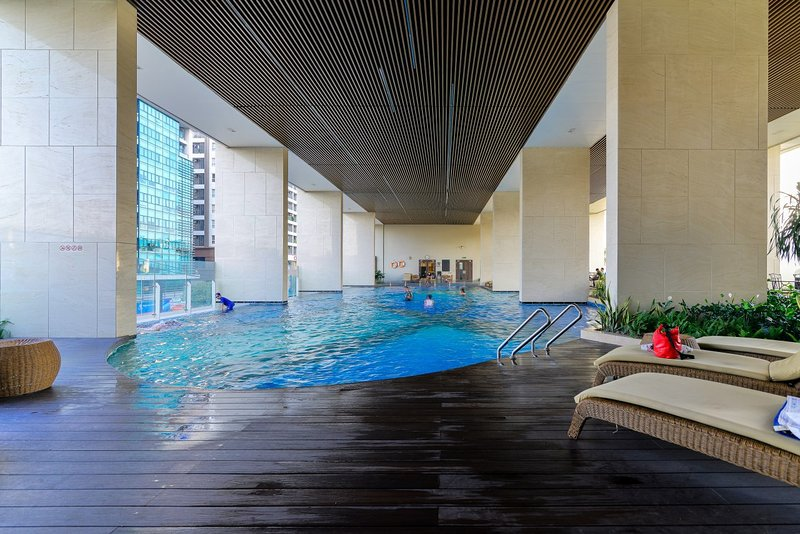 Quiet and Cozy 2brs free gym pool, holiday rental in Ho Chi Minh City