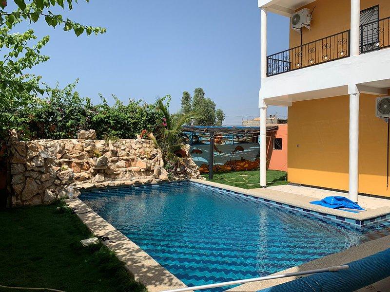 Villa Saly Mirad'Or, location de vacances à Saly
