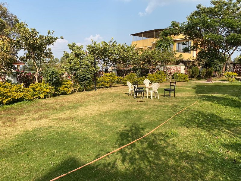 Grobten holiday club, holiday rental in Vagholi