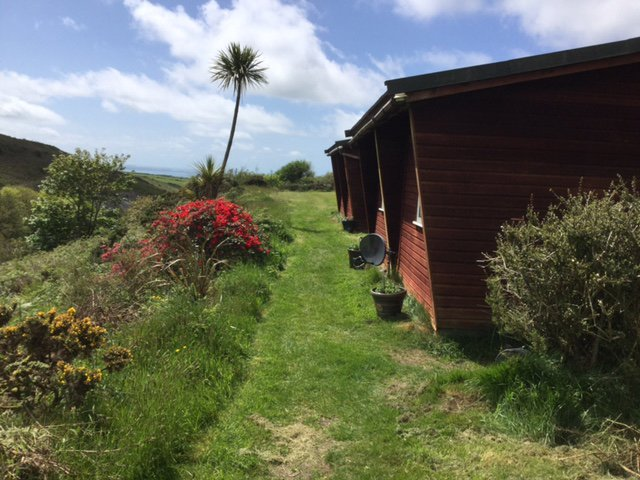 Willow at Chylean Chalets Pet Friendly Holiday, vacation rental in Tintagel