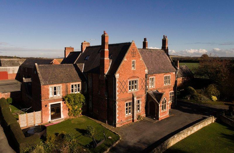 Manor Farm, Nottinghamshire, vacation rental in Hatfield