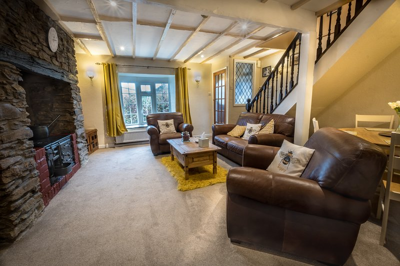 Bumble Cottage - Combe Martin, casa vacanza a Kentisbury