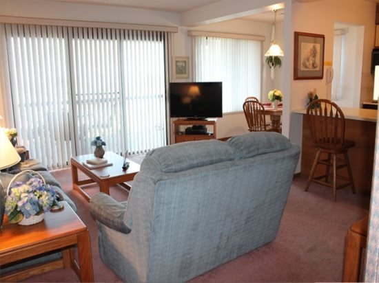 Lovely 2 bed 2 bath Condo! Amazing panoramic lake view. Close to Pool. Private., location de vacances à Indian Point