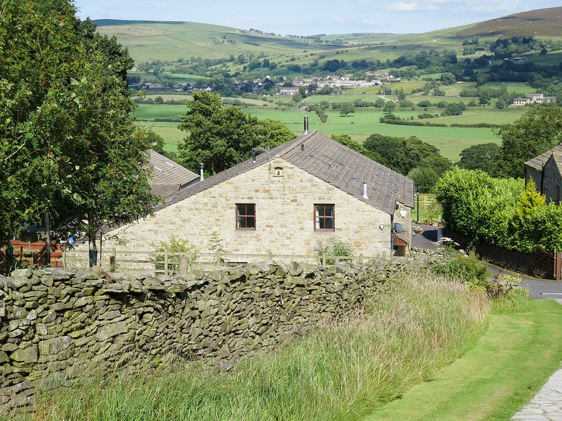 Hollin Bank Cottage, holiday rental in Trawden